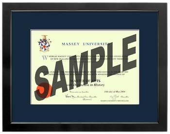 Massey University Degree 699sb837