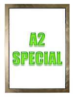 A2 Gold Frame 2782
