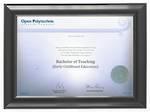 Open Polytechnic Degree 63sb CONSERVATION