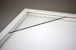 600x600mm Square White Box Frame 52