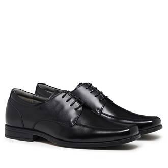 Plain leather Shoes