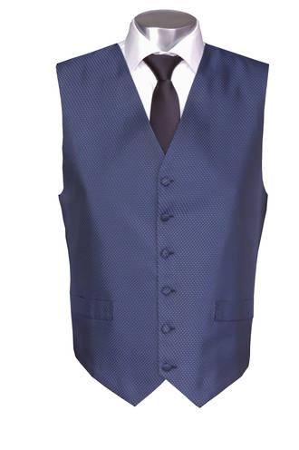 Sapphire Gem Waistcoat