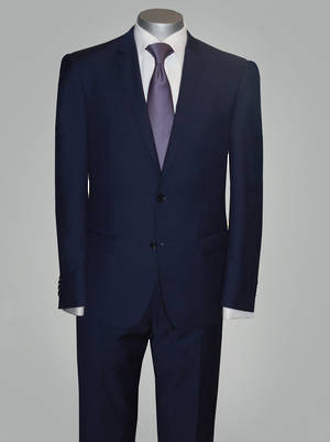 Blue George Slim fit Suit  - Business / Lounge / semi formal