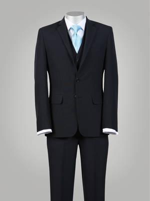 Truman Navy Slim fit Suit