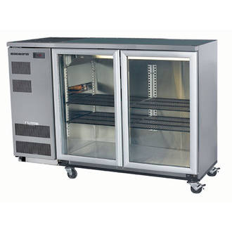 Skope BB380 2 Swing Doors Backbar