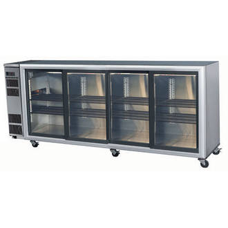 Skope BB780R 3 Sliding Doors Backbar