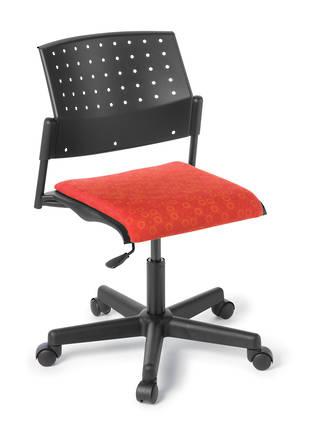 841 Swivel Pop Seat Upholstered