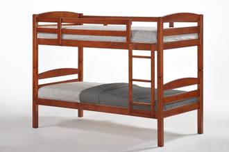 Cosmos King Single Bunk Oak