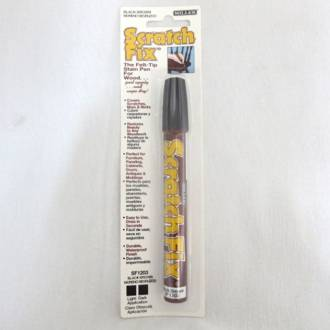 Scratch Fix Pen Black Brown