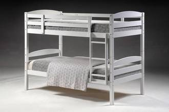 Cosmos King Single Bunk With Fixed Ladder