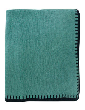21178T Blanket Stitch - Teal/Iris Blue