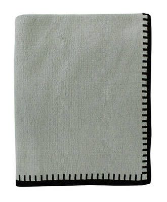 21184T Blanket Stitch -Black/Grey