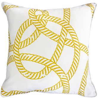 22679C Knotted Rope - Golden Yellow