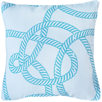 22682C Knotted Rope - Scuba Blue