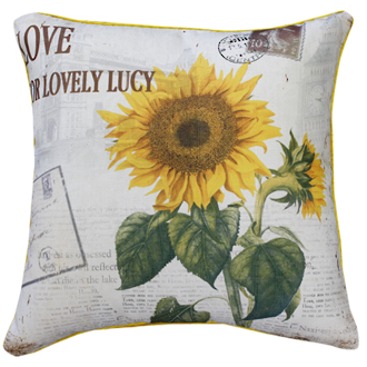 22866C Sunflower - Yellow Multi