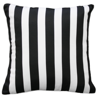 23106C Branch Stripe - Black