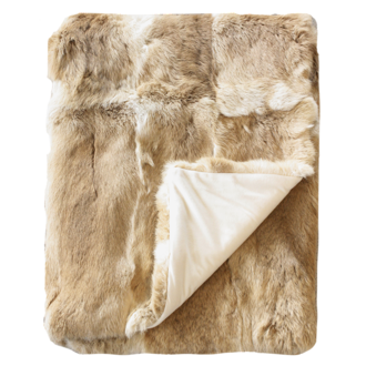 3161T Rabbit Fur - Natural Fawn