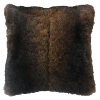3310C | 3310FC NZ Brushtail Opossum Fur - Natural Brown