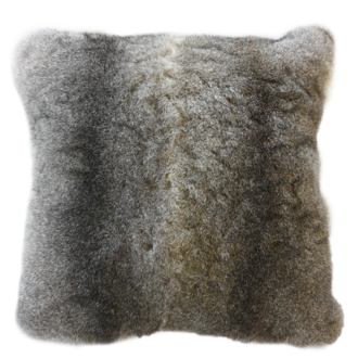 3311C | 3311FC NZ Brushtail Opossum Fur - Natural Grey