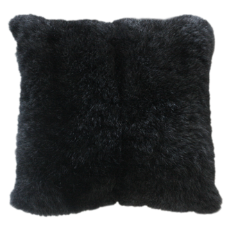 3313C | 3313FC NZ Brushtail Opossum Fur - Dyed Black