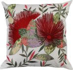21335C | 21335FC NZ Pohutukawa Embroidered