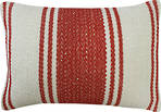 21766C French Stripe - Natural/Red