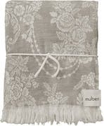 21787T Vintage Rose Throw