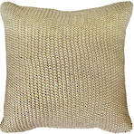 22074C | 22074FC Broadway Moss Stitch - Gold Foil