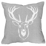 22476C Oklahoma Stag - Natural Grey-White