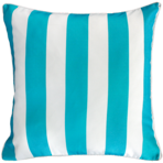 22673C Cruise Stripe - Scuba Blue