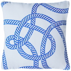 22683C Knotted Rope - Classic Blue