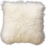 3112C | 3112FC  Tibetan Lamb Fur - Natural White