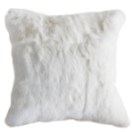 3165C | 3165FC  Rabbit Fur - Natural White
