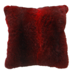 3316C | 3316FC NZ Brushtail Opossum Fur - Dyed Red