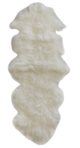 3361H Tibetan Lamb Duo - Natural White