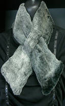 Faux Fur Scarf - Style Two