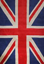 Union Jack - Navy/Red