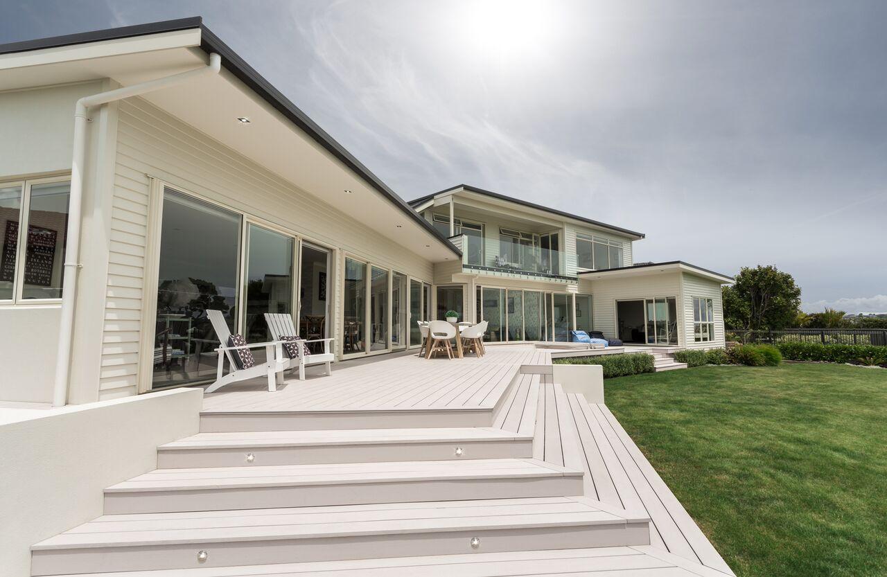 house decks New Zealand