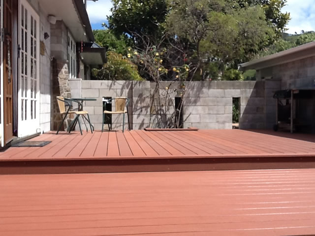 Kwila Decking NZ