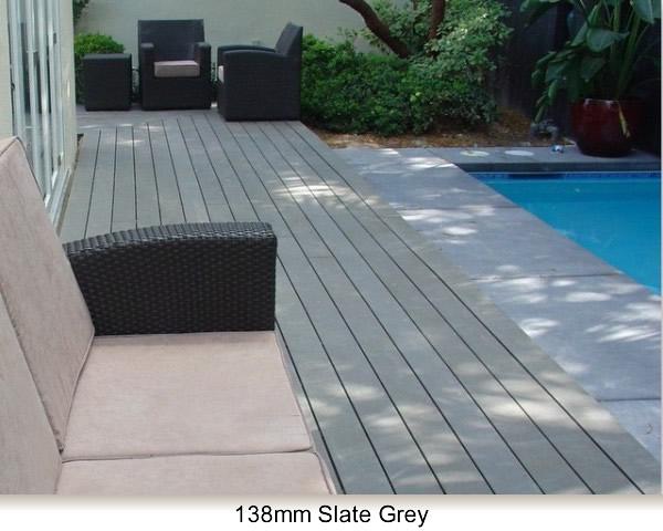 gray decking