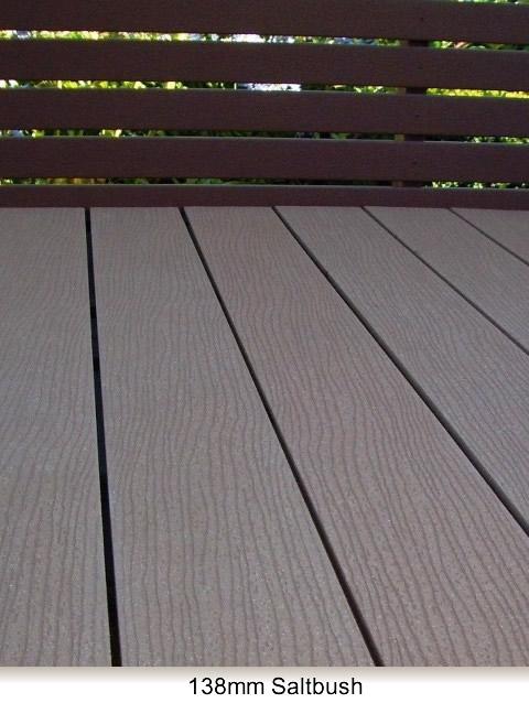 low maintenance decking
