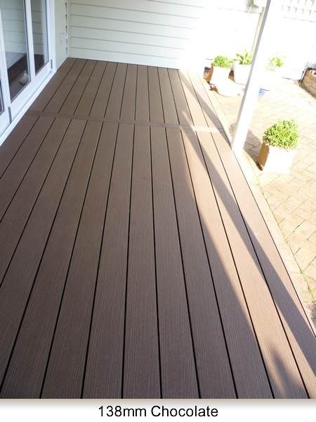 timber free deck