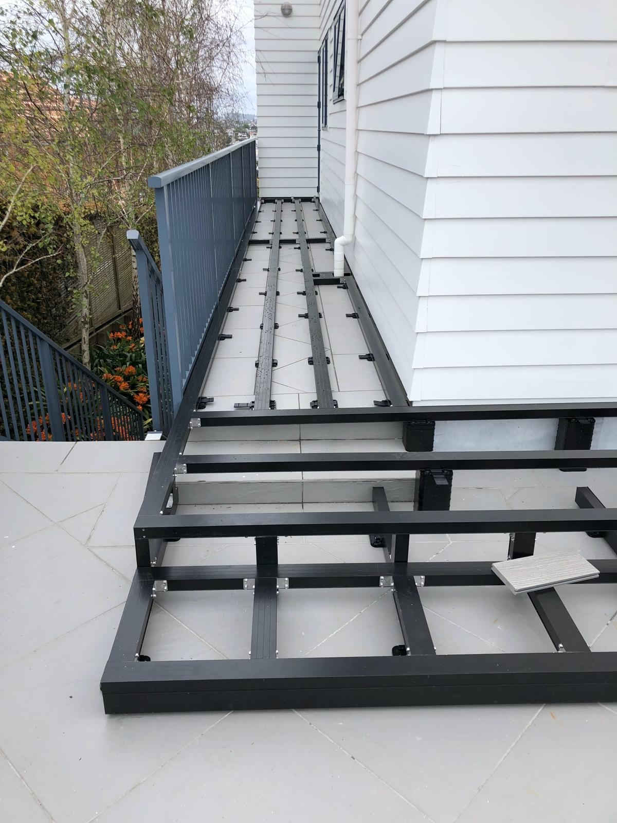 proframe decking nz