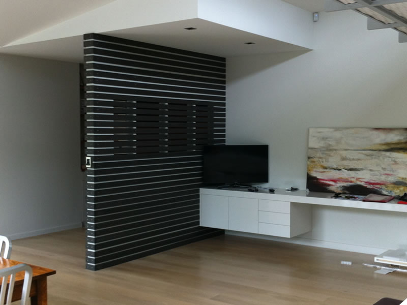 cladding panels house interior
