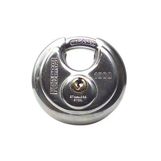 Non-Rekeyable Shielded Shackle Padlocks SS Disc Type
