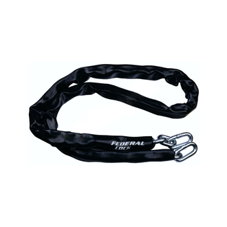 Heavy Duty High Security Chain with Extended End Link