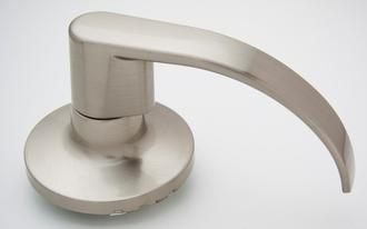Raglan Commercial  Dummy Lever Satin Nickel