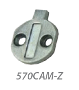 Z Cam only for 570 oval cylinder