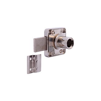 Double Throw Cupboard Door Lock Housing