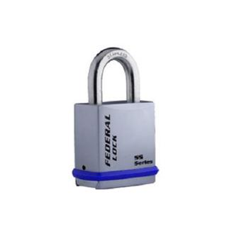 Heavy Duty Commercial Solid Brass Padlock AU710BCRSL